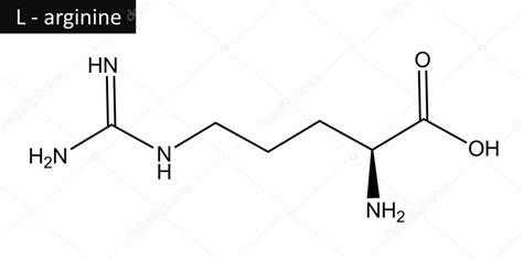Estructura molecular de la L-arginina — Fotos de Stock ... L Arginine Structure