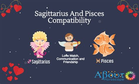 sagittarius and pisces compatibility love match
