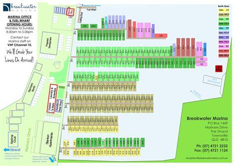 layout and design guidelines for marina berthing facilities breakwater marina marinas guide