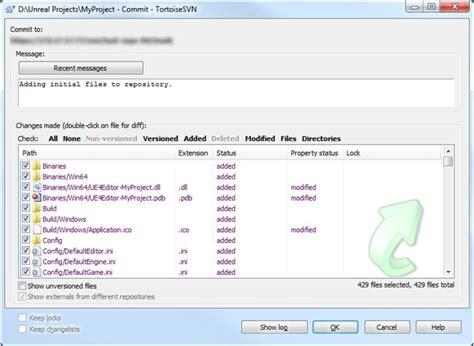 source control subversion download for windows 언리얼 엔진 svn 소스 콘트롤 사용법