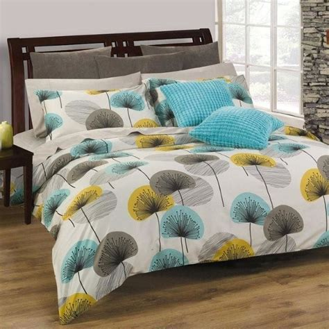 yellow and teal bedding 25 best images about blue bedding on pinterest ruffle