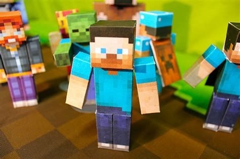 Minecraft Papercraft Studio Pc - 57 digital minecraft のペーパークラフトが作成できるiosアプリ minecraft