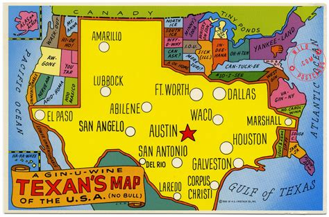 texas in map of usa map of texas historum history forums