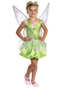 deluxe kids tinkerbell costume