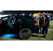 Candy Teal Infiniti G35 Sedan Lifted On 28 DUB Swyrl