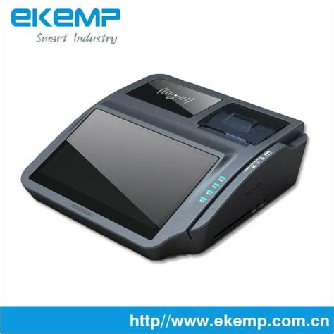 android printer android tablet pos terminal with built in thermal printer ep700 ekemp china manufacturer