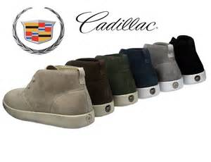 Cadillac Boots Sale New Cadillac S Gareth Casual Chukka Shoe Suede