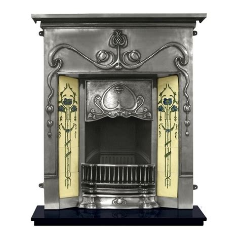 Cast Iron Fireplace by Traditional Carron Combination Cast Iron
