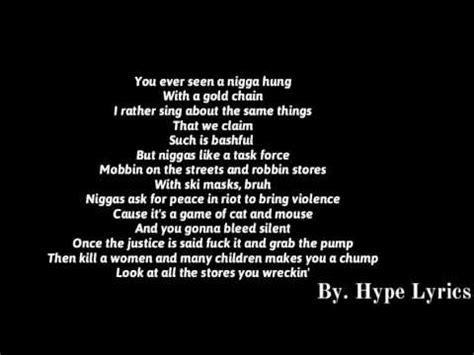 lyrics by xxxtentacion riot lyrics