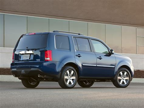 suv honda 2014 2014 honda pilot price photos reviews features