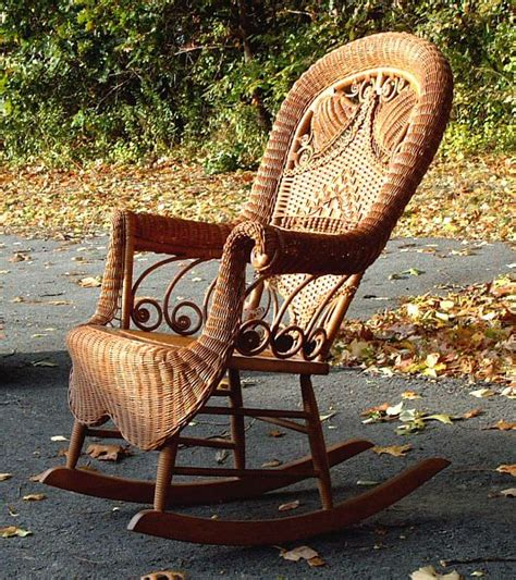 antique wicker porch swing 98 best antique wicker chairs furniture images on