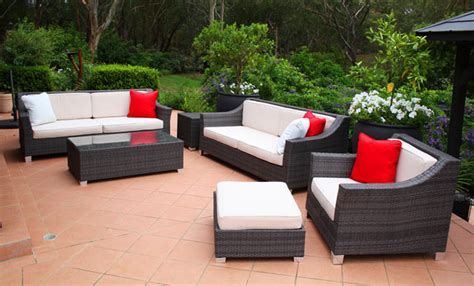 Rattan Outdoor Patio Furniture Various Types Of Outdoor Rattan Furniture That You Can Find Out There Modern Home Design Gallery