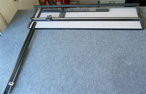 C H Mat Cutter by C H M48 Advantage Pro Mat Cutter 48 Quot Used Framing Equipment