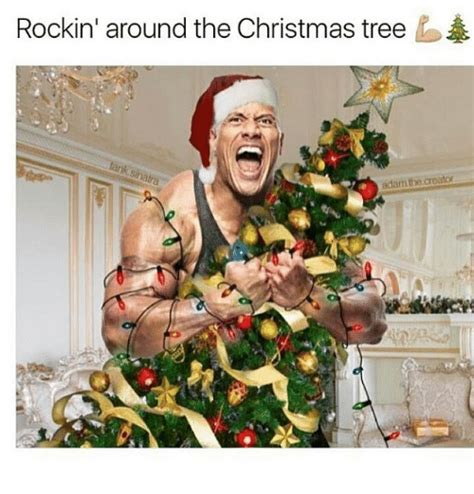 rockin around the christmas tree adaarm the creator
