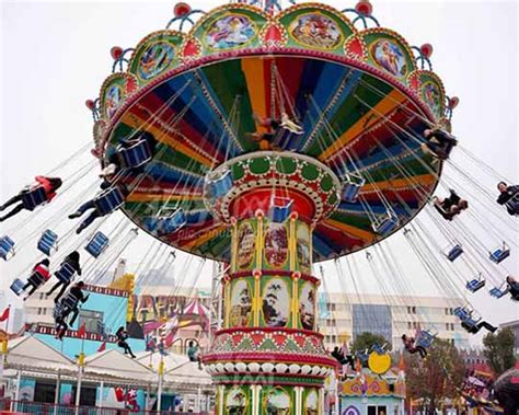 chair swing ride carnival swing ride for sale beston flying chair thrill