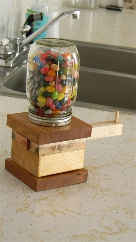 awesomest jelly bean dispenser   steps  pictures