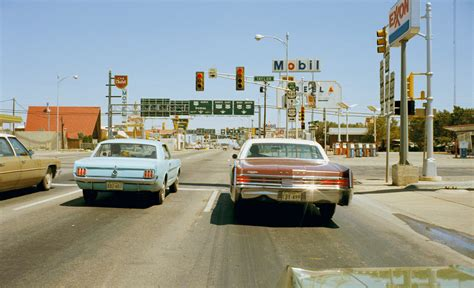 Cars America Tx An With Stephen Shore Quot The Apparent Is The