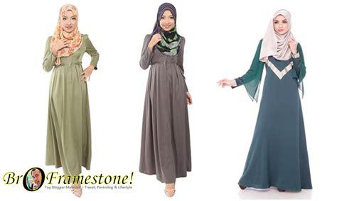 lazada fesyan jubah terkini koleksi jubah moden trend fesyen muslimah