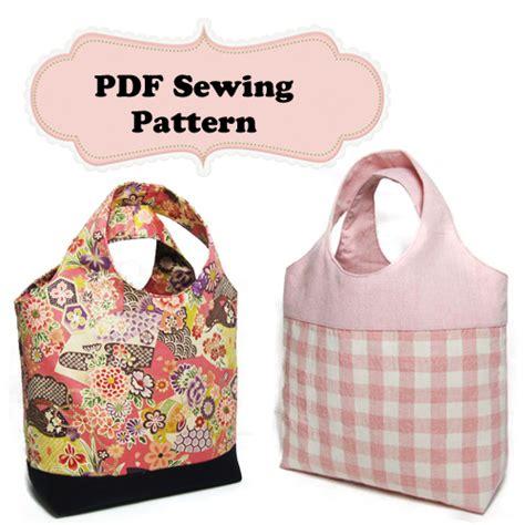 pattern for mini tote bag funny rabbit mini tote bag pattern