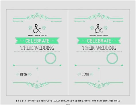 Free Editable Card Template by Editable Wedding Invitation Cards Templates Free