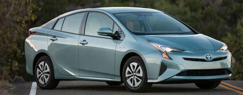 Cost Of Toyota Prius 2016 Toyota Prius Price Trim Levels And Fuel Economy