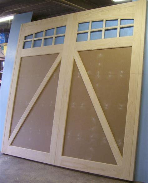 Clingerman Garage Doors Clingerman Builders Custom Wood Garage Doors Photo Gallery 3