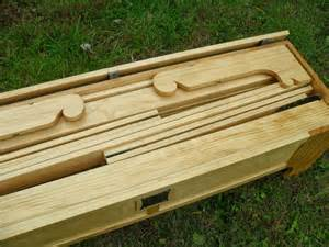 Wooden Folding Bed This Amazing Fold Up Bed Can Be Stored In A Small Wooden