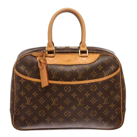 louis vuitton monogram deauville bag doba