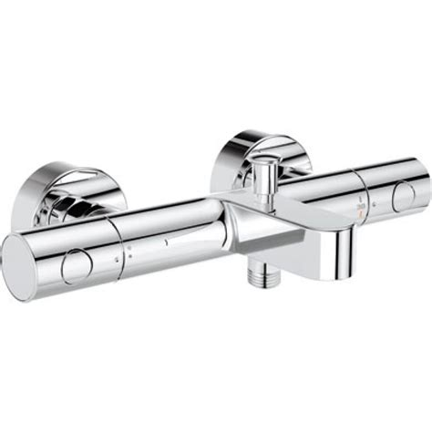 Robinet Thermostatique Baignoire Grohe by Mitigeur Baignoire Thermostatique Grohtherm 1000