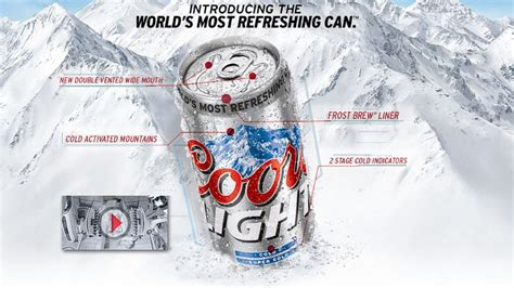 coors light advocate false advertising on labels can community beeradvocate