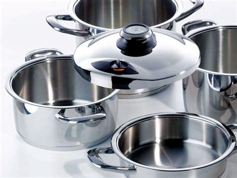 cocina sana y saludable surtido de cocina ollas sartenes para una cocina sana y