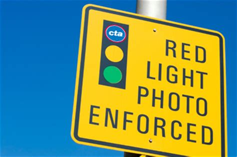 Light Ticket Chicago light cameras ticket cta drivers but taxpayers
