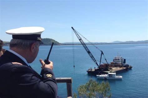 ufficio circondariale marittimo porto santo stefano immersioni per non vedenti la guardia costiera collabora