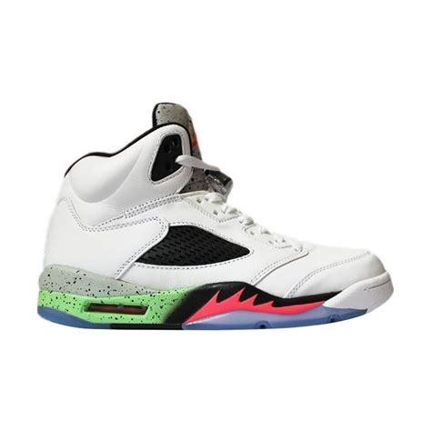 Harga Nike Putih jual nike 5 prostar putih hijau sepatu basket