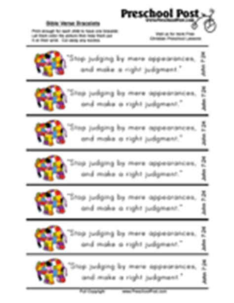 Elmer The Patchwork Elephant Lesson Plans - image gallery elmer lesson