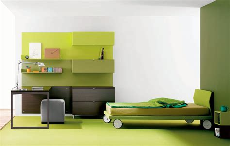 cool green bedrooms hip and cool teen rooms