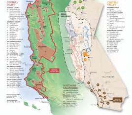 wineries in southern california map june 2015 los angeles county limousine top la
