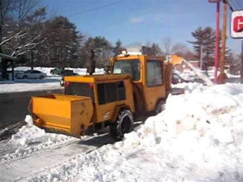 hako 2700 da tractor snow removal | doovi