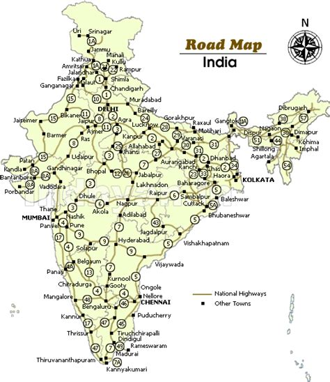 road map india to usa reliable transport of india