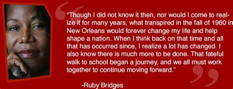 what is a biographical film called a celebration of ruby bridges