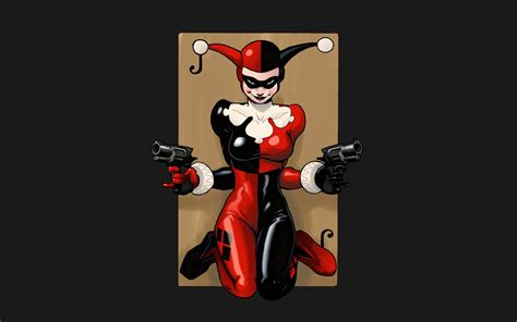 cool quinn wallpaper harley quinn wallpaper and background 1280x800 id 13286