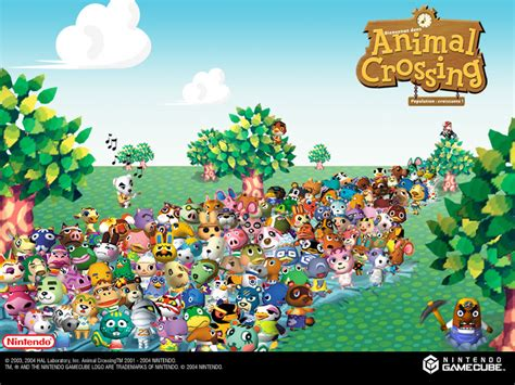 Animal Crossing Animal Crossing Wallpaper 2980961 Fanpop