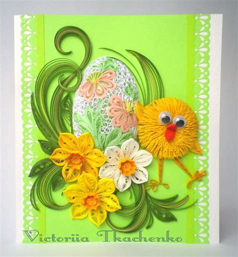 1461 best art of quilling images on pinterest quilling 17 best images about quilling easter cards on pinterest