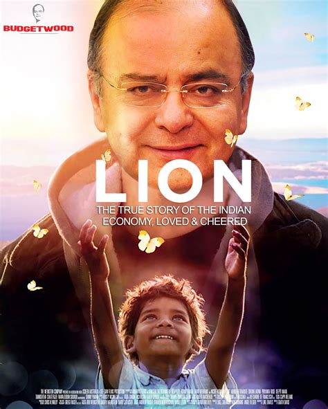 lion film budget budgetwood 2017 which hero does jaitley remind you of