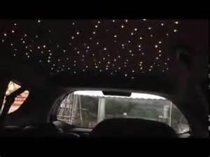 ceiling in car