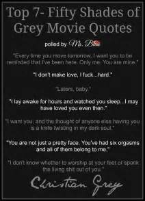 fifty shades of grey best quotes quotesgram