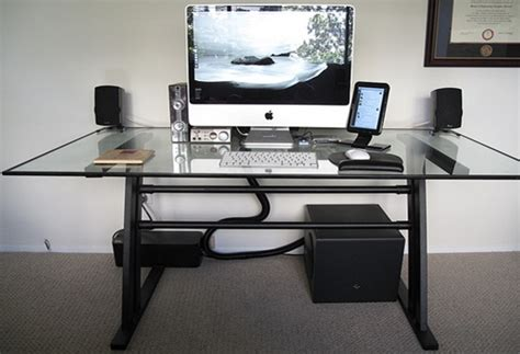 desks for office at home awesome home office desk setup pictures
