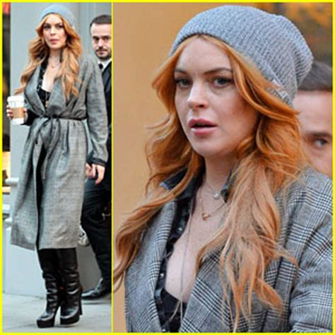 Meatpacking District On With Beyonce Lindsay Lohan by Lindsay Lohan Home Sweet Home In Nyc Lindsay Lohan