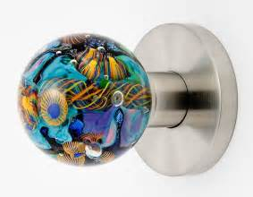custom made doorknob by out of the blue design