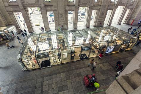 galleria delle carrozze giugiaro architettura